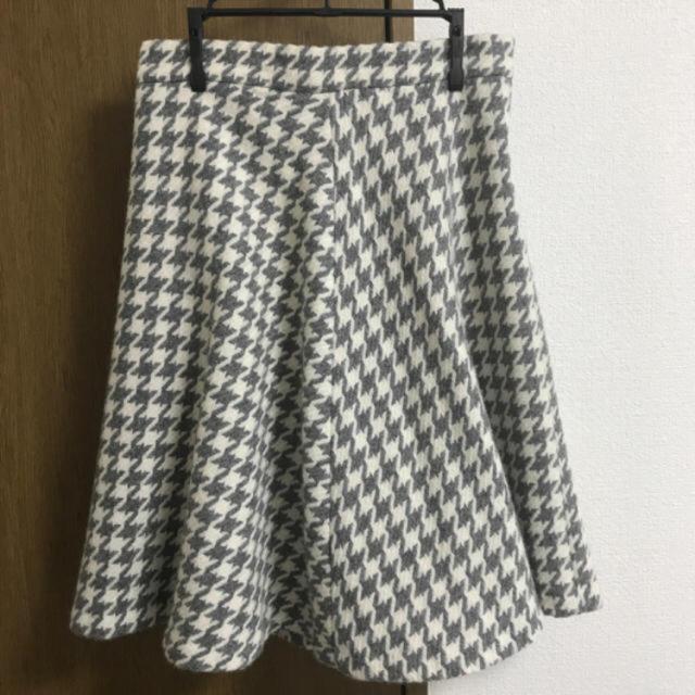 SunaUna(スーナウーナ)のSunauna フレアスカート サイズ38  スーナウーナ レディースのスカート(ひざ丈スカート)の商品写真