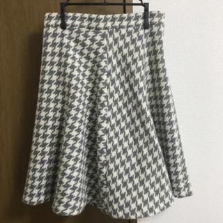SunaUna - Sunauna フレアスカート サイズ38  スーナウーナ