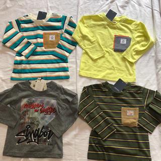 ブランシェス(Branshes)のまとめ売り 男の子 100(Tシャツ/カットソー)