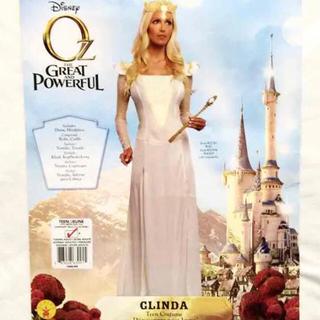 ディズニー(Disney)のDisney オズの魔法使い Glinda ドレス&ヘアバンド(コスプレ)
