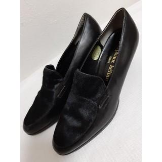 ステファンケリアンのハラコローファー35 1/2(ローファー/革靴)