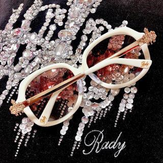 レディー(Rady)のシャンデリアサングラス(サングラス/メガネ)