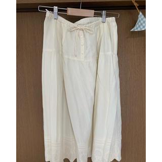 サマンサモスモス(SM2)のSM2 ペチコート(ひざ丈スカート)