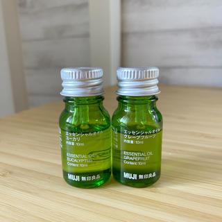 ムジルシリョウヒン(MUJI (無印良品))の無印良品 アロマオイル(エッセンシャルオイル(精油))