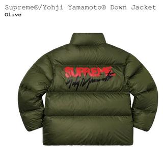 Supreme - Supreme Yohji Yamamoto Down Jacket XL