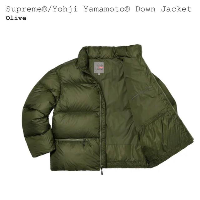 Supreme(シュプリーム)のSupreme Yohji Yamamoto Down Jacket L メンズのジャケット/アウター(ダウンジャケット)の商品写真