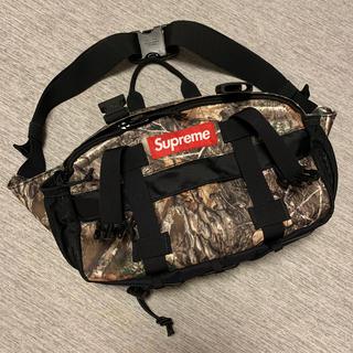 Supreme - SUPREME waist bag ウエストバッグ リアルツリーカモ カモ