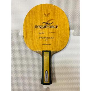 バタフライ(BUTTERFLY)の【廃版】旧インナーフォースZLC フレア 卓球(卓球)