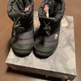 ザノースフェイス(THE NORTH FACE)の【THE NORTH FACE】トドラー ヌプシブーティーII 16cm(ブーツ)
