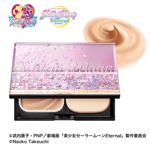 MAQuillAGE(マキアージュ)のマキアージュ セーラームーン ケースのみ コスメ/美容のベースメイク/化粧品(ファンデーション)の商品写真