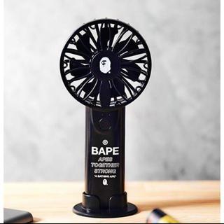 アベイシングエイプ(A BATHING APE)のsmart 10月号 付録 A BATHING APE 2WAY ハンディ扇風機(扇風機)