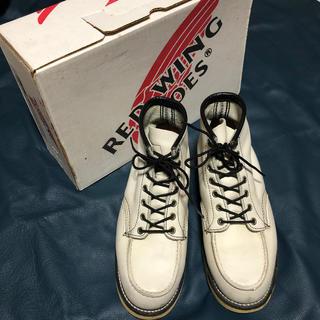 レッドウィング(REDWING)のレッドウイングビームス別注08871  7-1/2E箱有り(ブーツ)