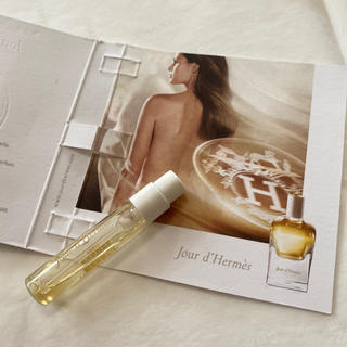 エルメス(Hermes)の4101  Hermes エルメスサンプル香水  2ml(香水(女性用))