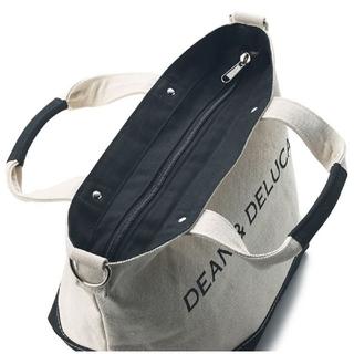 ディーンアンドデルーカ(DEAN & DELUCA)の新品、未使用 DEAN&DELUCA ショルダー付き キャンパス トートバックS(トートバッグ)