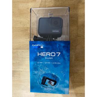 ゴープロ(GoPro)のGoPro HERO7 Silver CHDHC-601-FW(コンパクトデジタルカメラ)
