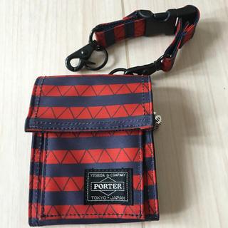 ポーター(PORTER)のポーター 縦型ウォレット 折り財布(折り財布)