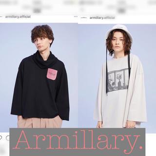 AAA - アーミラリ(Armillary.)  トップス2点セット!