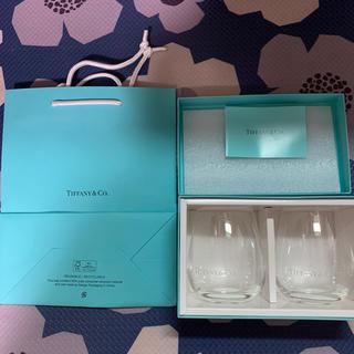 Tiffany & Co. - ティファニー ペアグラス タンブラー