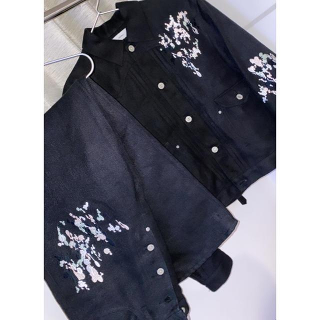 【即完売品】sugarhill 20ss デニムセットアップ メンズのパンツ(デニム/ジーンズ)の商品写真