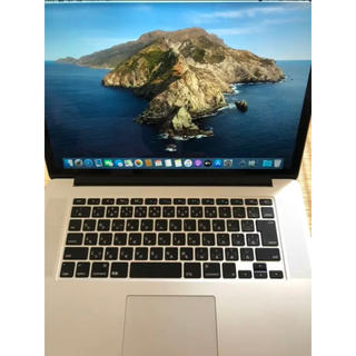 Mac (Apple) - Macbook Pro 15インチ i7 16GB 512GB office付き