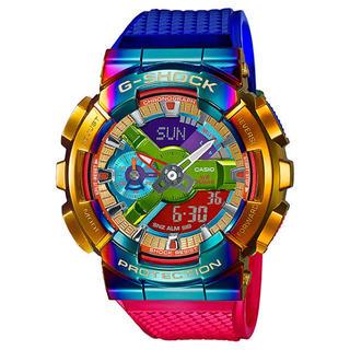 ジーショック(G-SHOCK)のG-SHOCK GM-110RB-2AJF レインボー  Gショック(腕時計(デジタル))