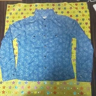 レノマ(RENOMA)の美品renoma総柄シャツジャケット(シャツ)