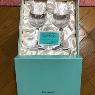 Tiffany & Co. - TIFFANY&Co.のワイングラス