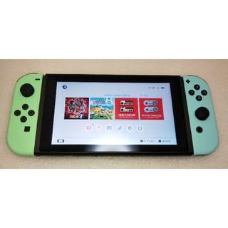 Nintendo Switch - Switch どうぶつの森同梱版+ダウンロードソフト