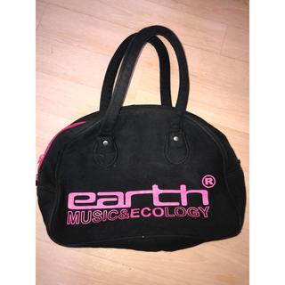 アースミュージックアンドエコロジー(earth music & ecology)のアースミュージック&エコロジー ハンドバッグ(ハンドバッグ)