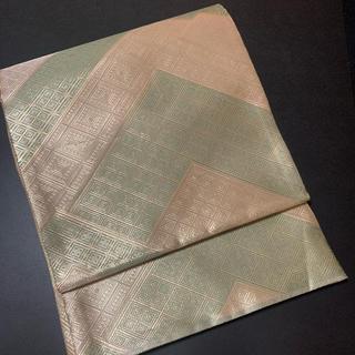 ⭐︎新品⭐︎正絹佐賀錦袋帯⭐︎リバーシブル⭐︎全通⭐︎