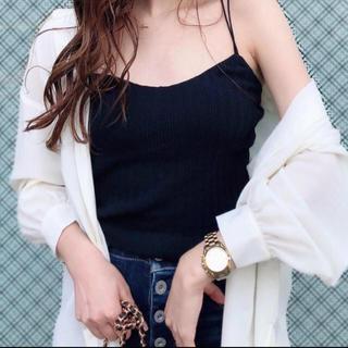 リエンダ(rienda)のrienda バックテールシャツ(シャツ/ブラウス(長袖/七分))