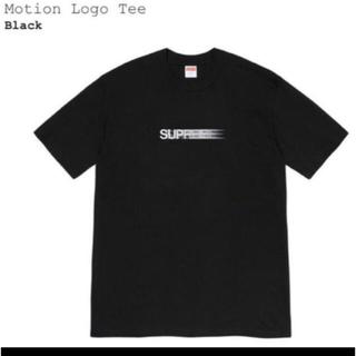 Supreme - シュプリーム モーションロゴ Mサイズ