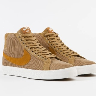 ナイキ(NIKE)のNike SB Orange Label Blazer Mid Oski(スニーカー)