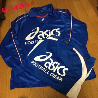 アシックス(asics)のアシックス メンズ サッカーシャツ セット(ウェア)