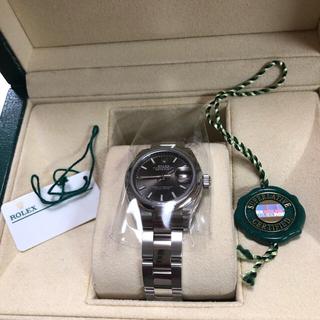 ロレックス(ROLEX)の週末限定価格!ROLEX 新品デイトジャスト28   279160  レディース(腕時計)