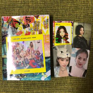 WekiMeki Weki Meki HIDE and SEEK トレカ リナ(K-POP/アジア)