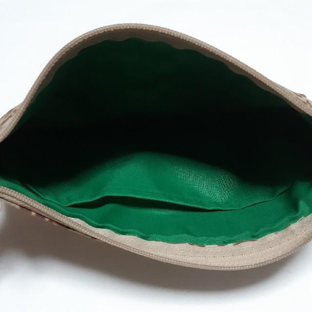 OPENING CEREMONY(オープニングセレモニー)の【最終価格】【オープニングセレモニー】レオパード柄 ポーチ レディースのバッグ(トートバッグ)の商品写真