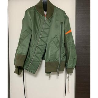 sacai - sacai MA1ジャケット