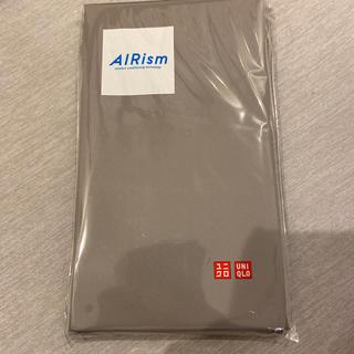 ユニクロ(UNIQLO)のエアリズム 枕カバー 【新品未使用】(シーツ/カバー)