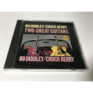 チャックベリー CD :「TWO GREAT GUITRAS」全8曲(ポップス/ロック(洋楽))