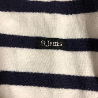 80s vintage saint james 旧タグ