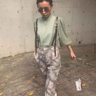 アメリヴィンテージ(Ameri VINTAGE)のLADY DRESS SHIRT ameri vintage(シャツ/ブラウス(長袖/七分))