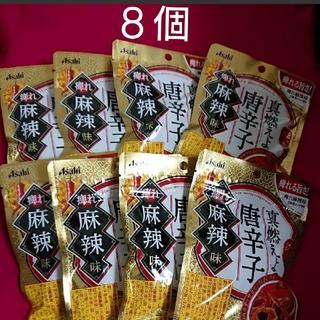 アサヒ - アサヒ 真・燃えよ 唐辛子痺れマーラー味12g×8袋
