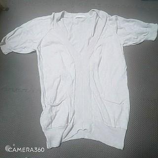 ローリーズファーム(LOWRYS FARM)のLOWRYS FARM 綿100% 半袖カットソー ミックスカラー M(カットソー(半袖/袖なし))