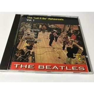 ビートルズCD「 Let It Be Rehearsals Vol. 1」 (ポップス/ロック(洋楽))