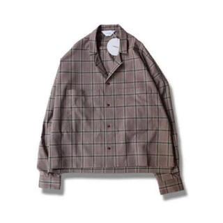 アンユーズド(UNUSED)の週末限定値下げ!wonderland オープンカラーシャツ(シャツ)
