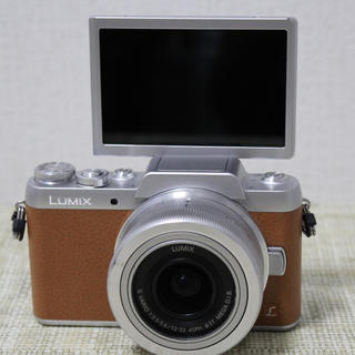 Panasonic - Panasonic GF7レンズキット ブラウン