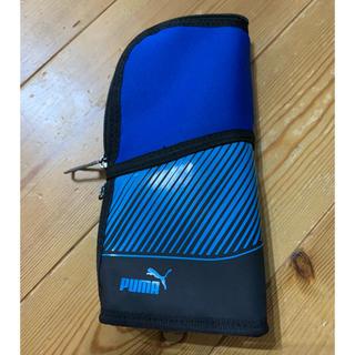 プーマ(PUMA)のPUMA 筆箱 ペンケース 立て置き可 (ペンケース/筆箱)