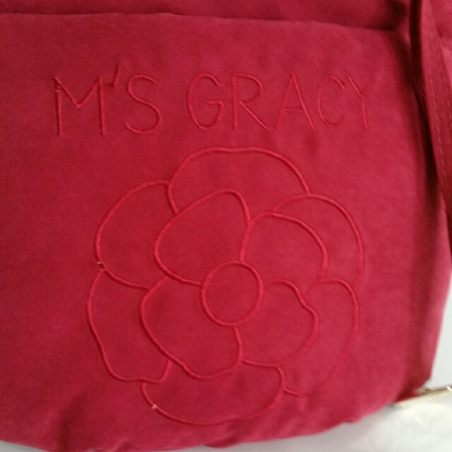 M'S GRACY(エムズグレイシー)の新品☆エムズグレイシー バック レディースのバッグ(トートバッグ)の商品写真