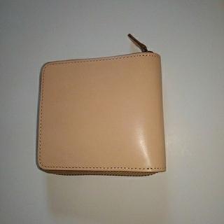 ムジルシリョウヒン(MUJI (無印良品))の無印良品 二つ折り財布 生成(折り財布)